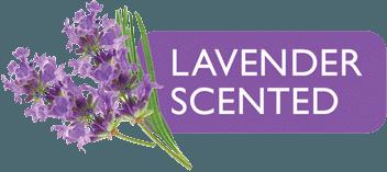 lavender scented